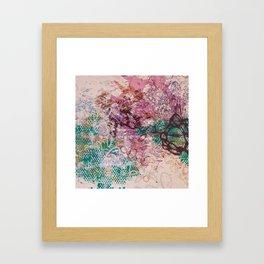 Genetic Melee #1 Framed Art Print