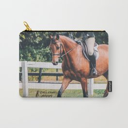 Trotting Bay Carry-All Pouch