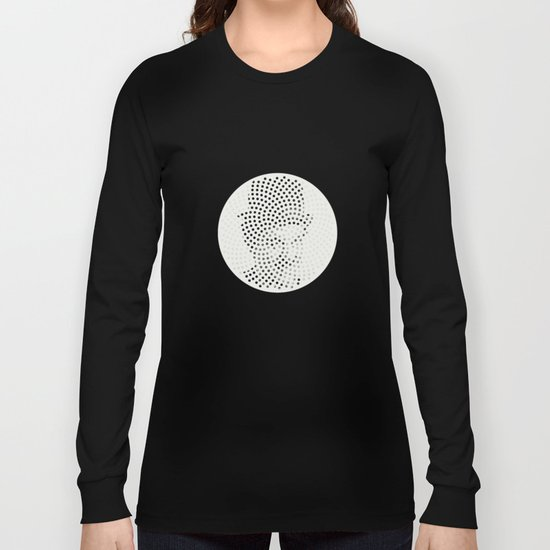 Optical Illusions - Iconical People 1 Long Sleeve T-shirt