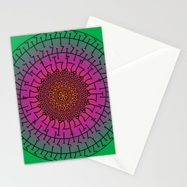 Alchemical Particle Stationery Cards
