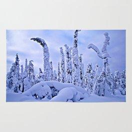 The winter wonderland II Rug