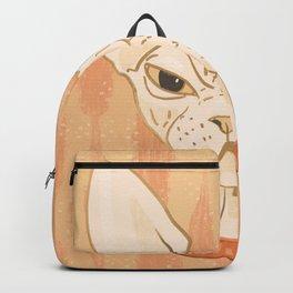 Grumpy Sphynx Cat - Hairless Kitty Illustration Backpack