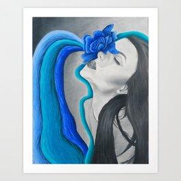Unfolding Souls Art Print