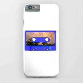 Mammatus II (Cassette) iPhone Case