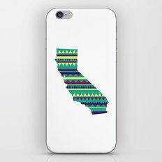 California Modern Navajo 2 iPhone & iPod Skin