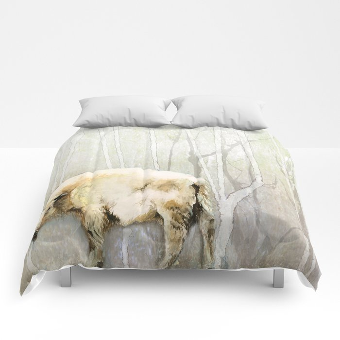 White Buffalo's Hollow Comforters