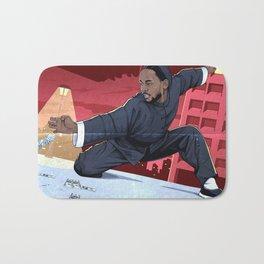 Kung Fu Kenny Bath Mat