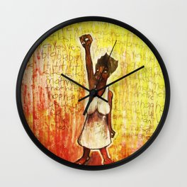 2011 Power to the People and Justice Wall Clock