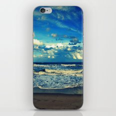 Endless Song of the Ocean iPhone Skin