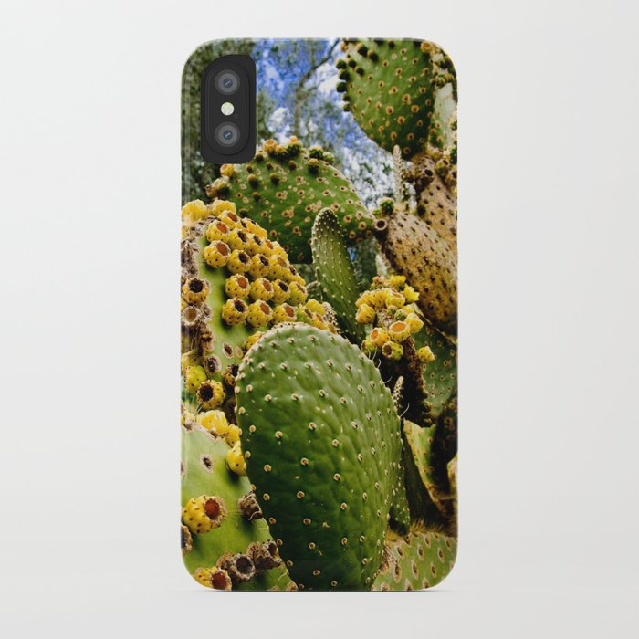 Opuntia iPhone Case