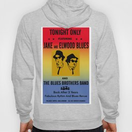 Mission From God Blues Brothers Hoody