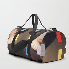 Portrait with a Spectrum 11 Duffle Bag