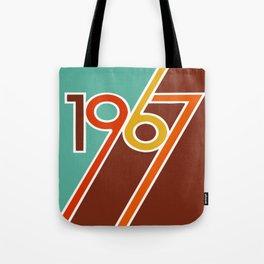 VINTAGE 1967 Pop Art by BruceALMIGHTY Tote Bag