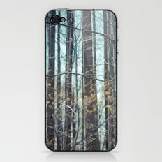 Forest of Trees. iPhone & iPod Skin