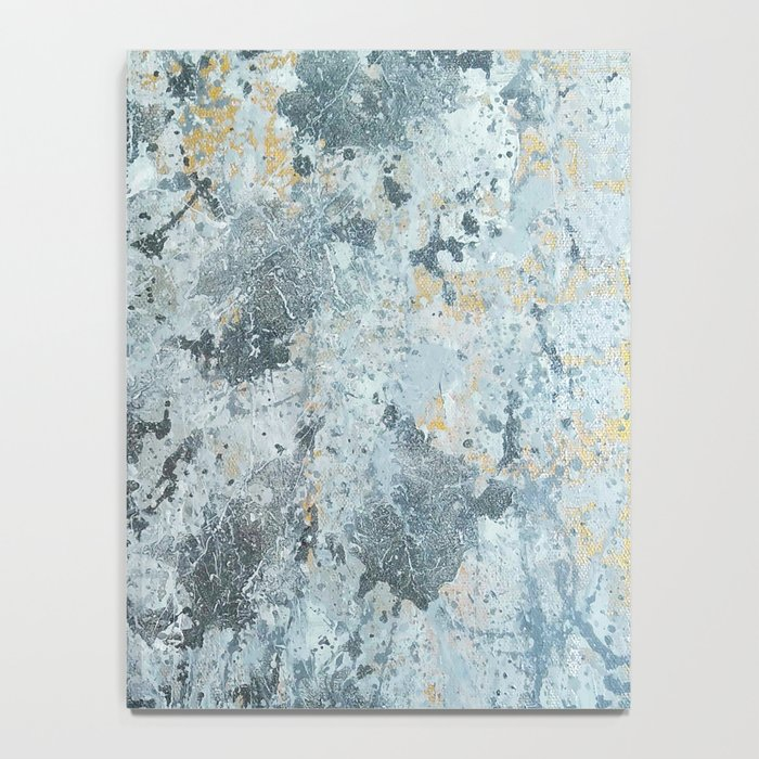 Abstract painting 100 Notebook