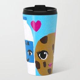 Milk and Cookies Travel Mug