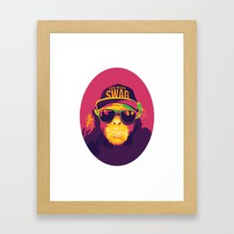 This Means Swag Framed Art Print