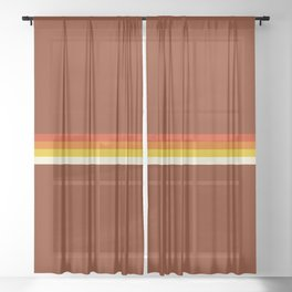Amaterasu Sheer Curtain