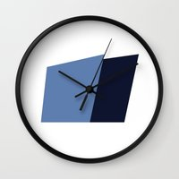 stockholm Wall Clocks featuring Stockholm by Magic Window