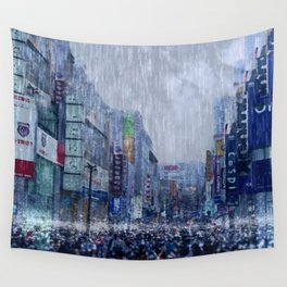 The Downpour Wall Tapestry