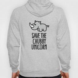 Save the chubby unicorn Hoody
