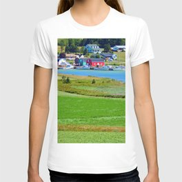 French River Harbour T-shirt