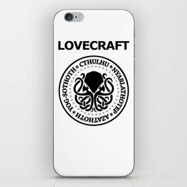 Lovecraft iPhone Skin
