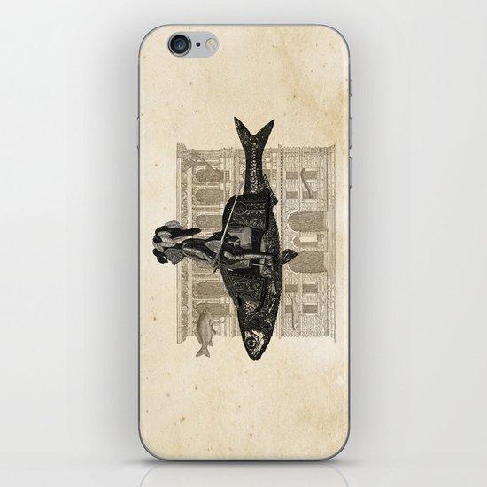Impromptu n°1 iPhone & iPod Skin