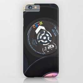 Sounds of the 70s IV iPhone Case