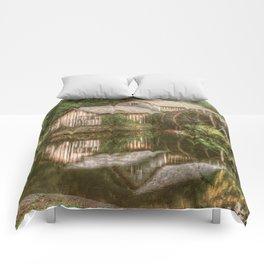 Mill on The Blue Ridge  Comforters