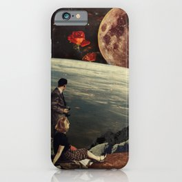 The Roses Came iPhone Case