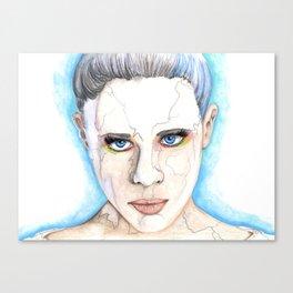 Guilt Canvas Print