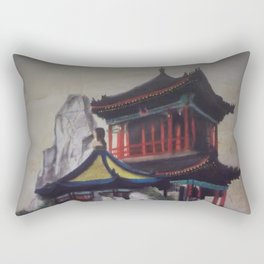 Truth of Tradition Rectangular Pillow