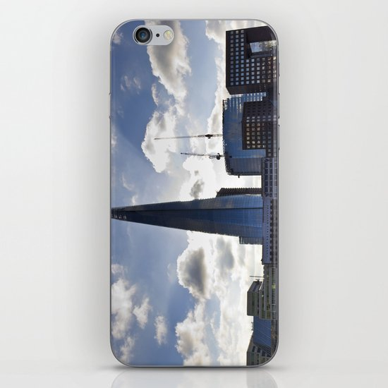 The Shard and South Bank iPhone & iPod Skin
