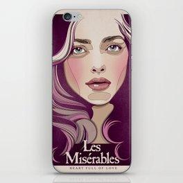 Cosette iPhone Skin