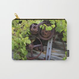 Overgrown Machinery Carry-All Pouch