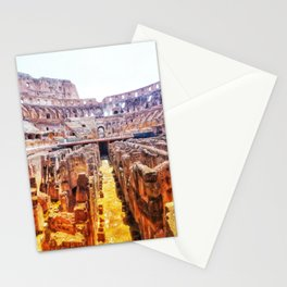 The Lions Den Stationery Cards