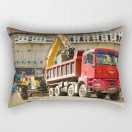 Monte Carlo Construction Rectangular Pillow