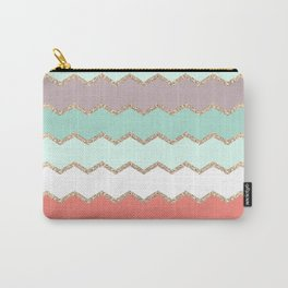 AVALON CORAL MINT Carry-All Pouch