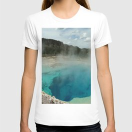 The Emerald Pool Colors T-shirt