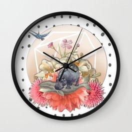 ANIMAL PYRAMID Wall Clock
