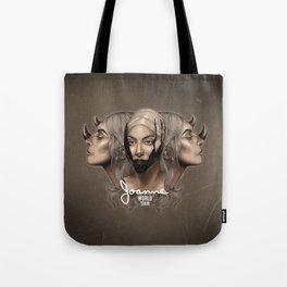 Joanne World Tour Tote Bag