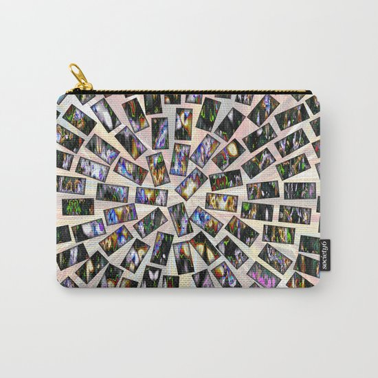 stone magnetism Carry-All Pouch
