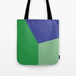 Color block #6 Tote Bag