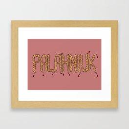 Guts Framed Art Print