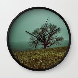 GHOST IN THE EMPTY V2 Wall Clock