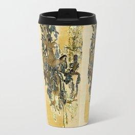 French Chandeliers Travel Mug