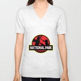 National Park Unisex V-Neck