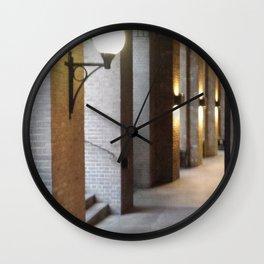 Endless passage Wall Clock