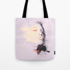 Jolie Portrait  Tote Bag
